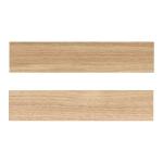 Кромка меламиновая Орех Калифорния (20 мм) (200 м/рул)